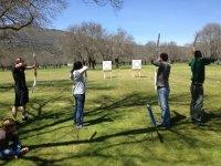 archers initiated