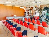 Aula para reuniones