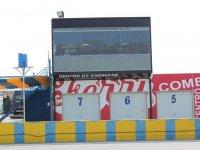 Oficina con vistas a la pista