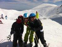 所有滑雪课程