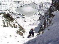 Escalada en Nieve