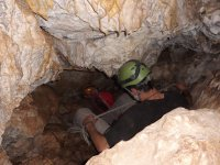 Securing the partner in the cave