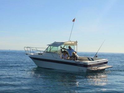 Rex Alquiler Náutico Pesca