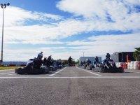 Griglia di partenza diurna a Murcia
