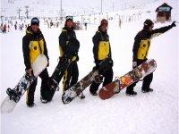 snowboard teachers