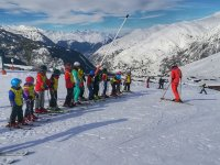 Clases de esqui infantil en Lleida