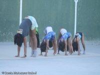 Campamento de gimnasia rítmica