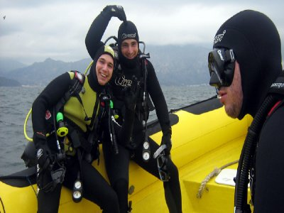 PADI Advanced Open Water Diver en Finisterre