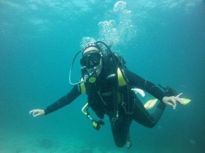 在Finisterre沉浸在船上(没有材料)