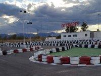 Curvas de la pista de Castellon