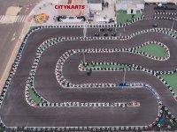 Organizacion del trazado de karting