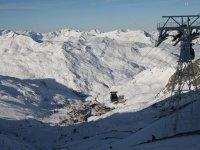 标志SMK滑雪板坎普斯跟踪图像