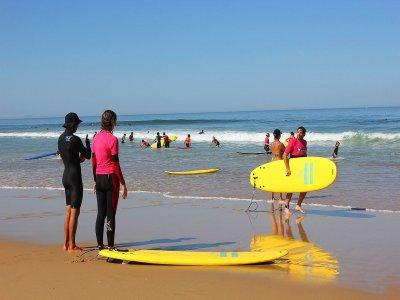 Augas Santas Campamentos de Surf
