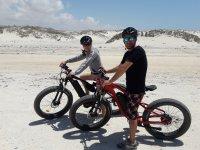 Ruta BTT por las dunas