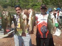 Cofrentes钓鱼比赛