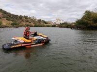 Ruta de Mértola en moto de agua