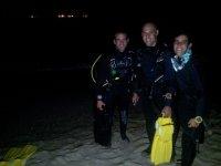 Al salir del mar