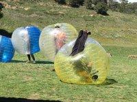 Patas arriba en la burbuja