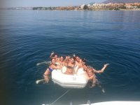 Sujetas al bote