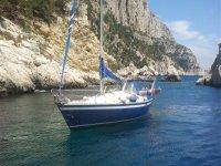 Navega por el Mediterraneo