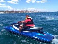 Motos de agua en Circuito Estepona