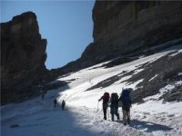 山小屋路线和远足径