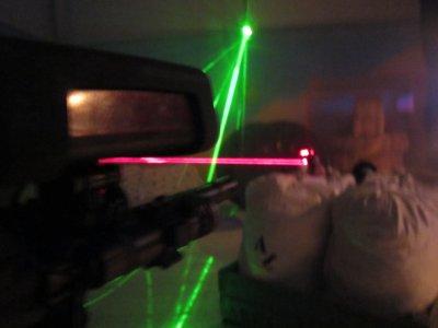 Area Laser