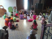 Activities in English camps