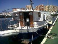 我们的一个乘船和despedias单台最大10人