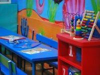 Zona artes plasticas con dibujos