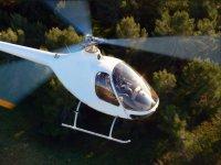 Vuelo de iniciacion en helicoptero