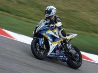 Conduccion deportiva de moto