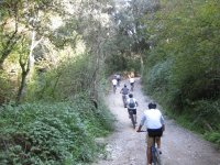 Trail by Montjuic