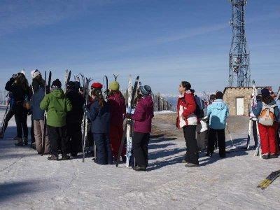 Escuela de Esqui Tuixent
