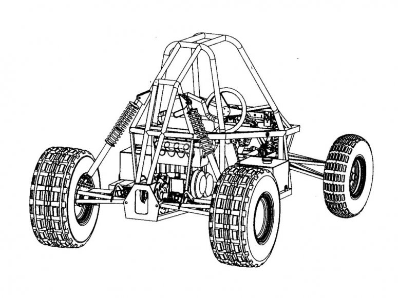 Cómo Construir Un Buggy
