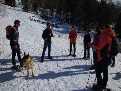 Alta Ruta Aventura Raquetas de Nieve