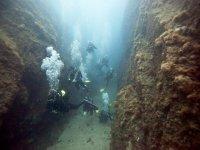 潜水激情的布拉瓦海岸