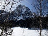 Picos nevados de Lleida
