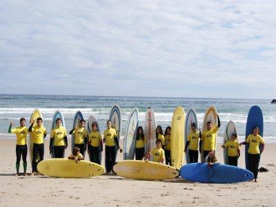 Escuela de Surf Ribadesella Campamentos de Surf