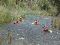 Rafting Wheel en el rio Cabriel