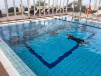 Practicas en piscina