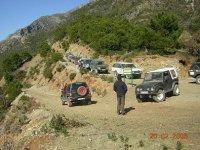 Escursión Serranía de Ronda