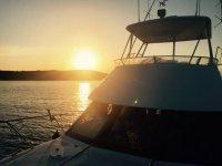 伊维萨岛的日落