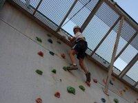 Actividades de aventura en campamentos