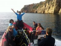 Experiencia submarinismo