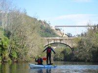Rutas en kayaks