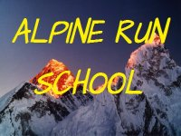 Alpine Run School Escalada