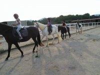 ruta cuatro caballos