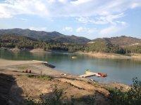 lago vista paisaje