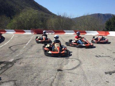 Circuito de karting Villablino
